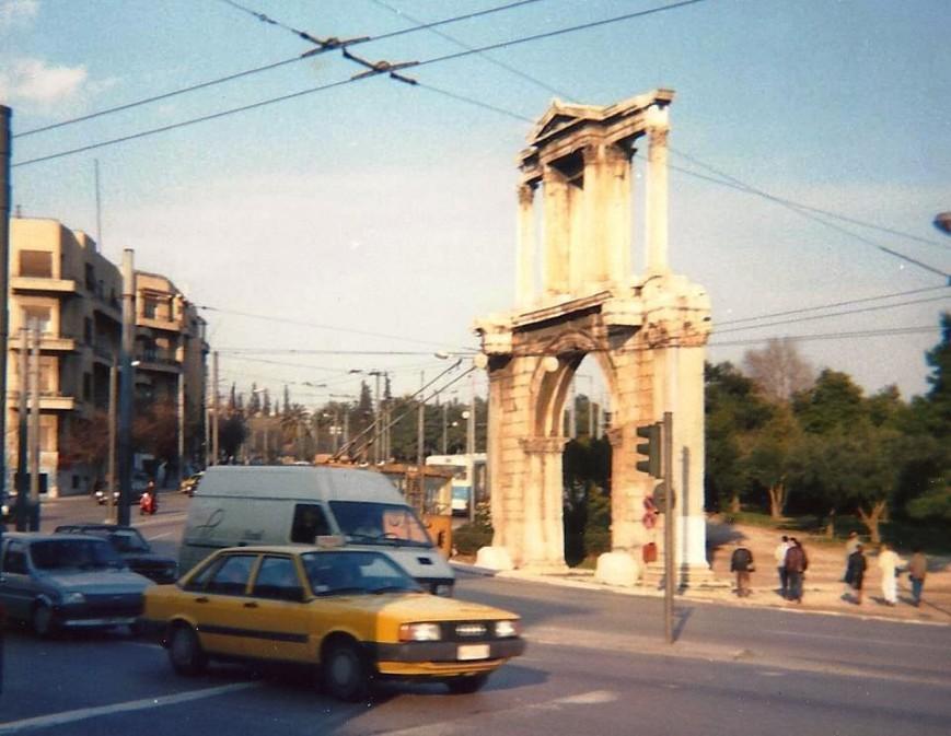 Ένα ταξίδι στην Αθήνα της δεκαετίας του 1980