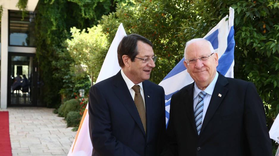 """""""Αστακός"""" η Λευκωσία για την επίσκεψη του Ισραηλίνου Προέδρου"""