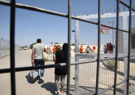Άφιξη άτυπων μεταναστών στην Ορόκλινη: Μεταφέρθηκαν στο Χώρο Φιλοξενίας στην Κοκκινοτριμιθιά