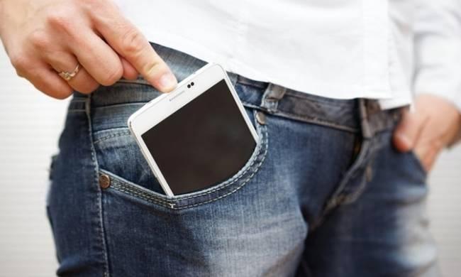 Σε ποιο σημείο του σώματός σου φυλάς το κινητό σου;