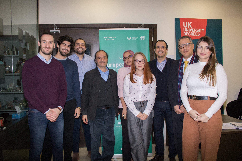 Ολοκλήρωση συνεδρίου Alexander College «Ευρωπαϊκή Ένωση: Αλλαγές, Μετασχηματισμοί και Προκλήσεις»