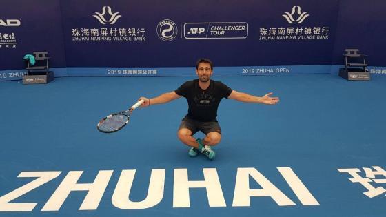 """Το """"σήκωσε"""" ο Παγδατής στο Pingshan Open"""