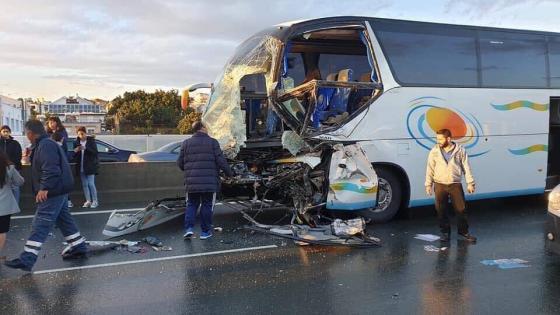 ΚΥΠΡΟΣ : Στο νοσοκομείο μαθητές μετά από τροχαίο με λεωφορείο