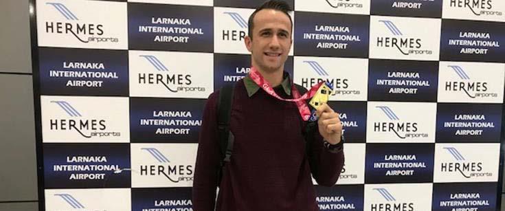 Έφθασε στην Λάρνακα με το χρυσό ο Μίλαν !