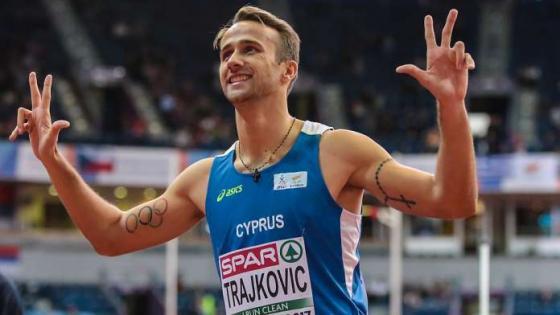 Χρυσό μετάλλιο για τον Μίλαν Τραϊκοβίτς στην Γλασκώβη