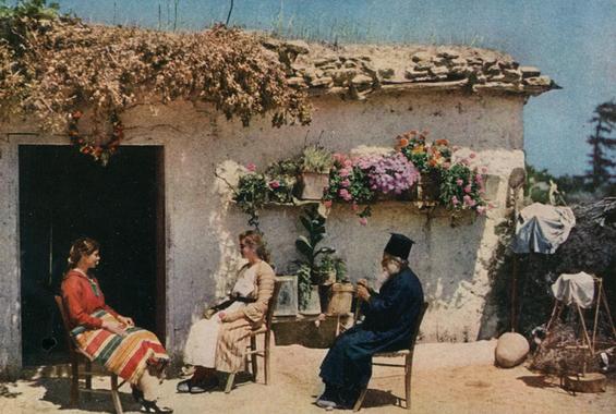 57 σπάνιες φωτογραφίες του National Geographic από την Κύπρο του 1928
