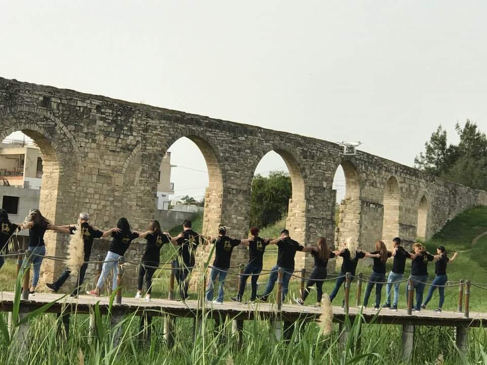 Σχολή χορού ΚΥΠΡΟΣ – Χόρεψαν στις Καμάρες