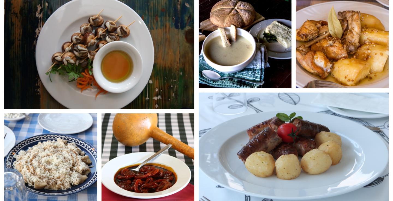 6 γνωστά-άγνωστα κυπριακά πιάτα, σε 6 ταβέρνες της Κύπρου