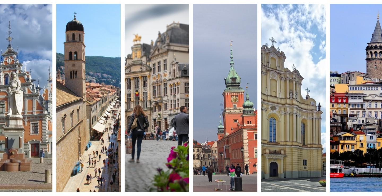 Οι 10 πιο οικονομικές πόλεις της Ευρώπης για όμορφες διακοπές