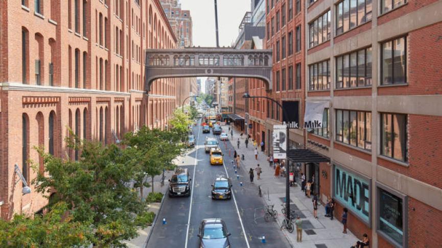 Η Google αγόρασε κτίριο στη Νέα Υόρκη, 100 φορές την τιμή του