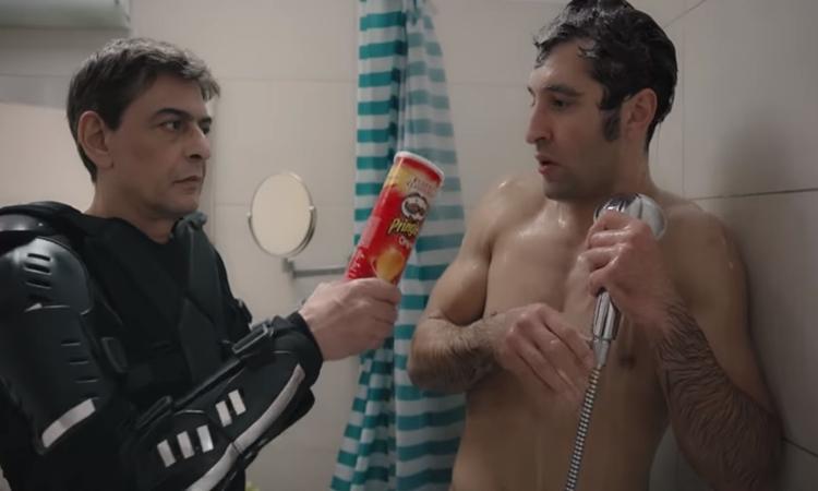 Tο θρυλικό «S.A.G.A.P.O» του Ρακιντζή γίνεται viral σε διαφήμιση (video)