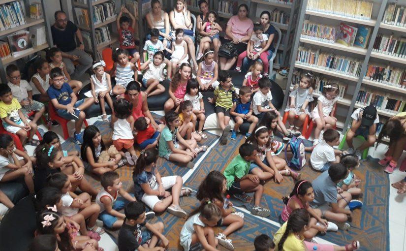 Η Δημοτική Βιβλιοθήκη Λάρνακας δέχεται θεματικές προτάσεις για εκδηλώσεις