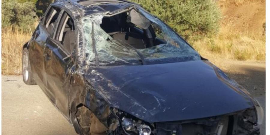 ΛΑΡΝΑΚΑ : Διασωληνωμένη η 17χρονη οδηγός που τραυματίστηκε στον Κόρνο