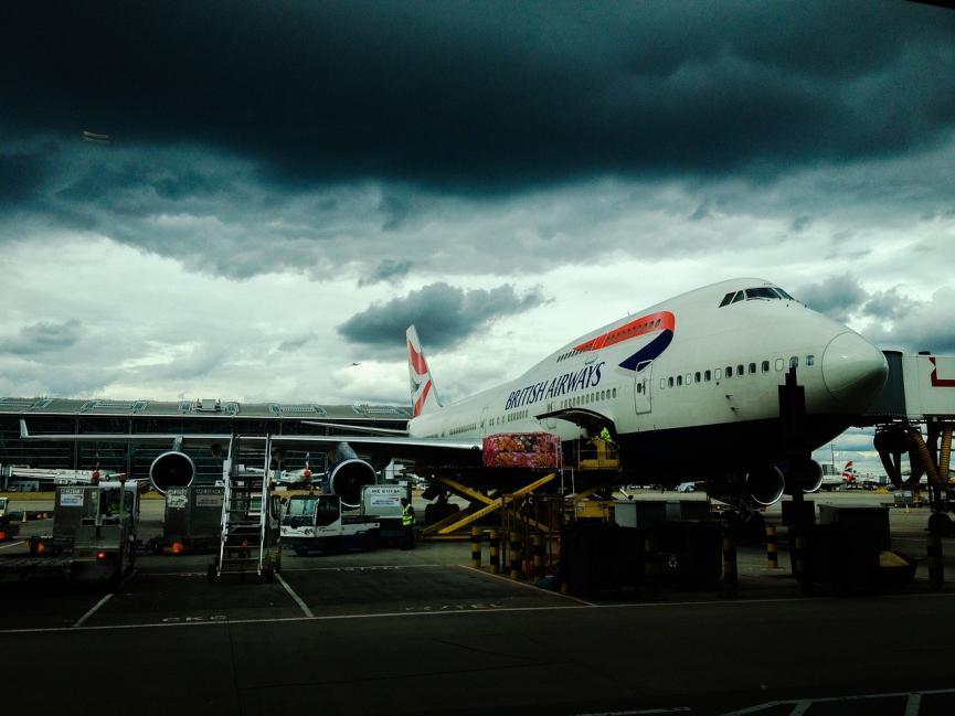 Βαρύ πρόστιμο στη British Airways για την κλοπή δεδομένων των πελατών της