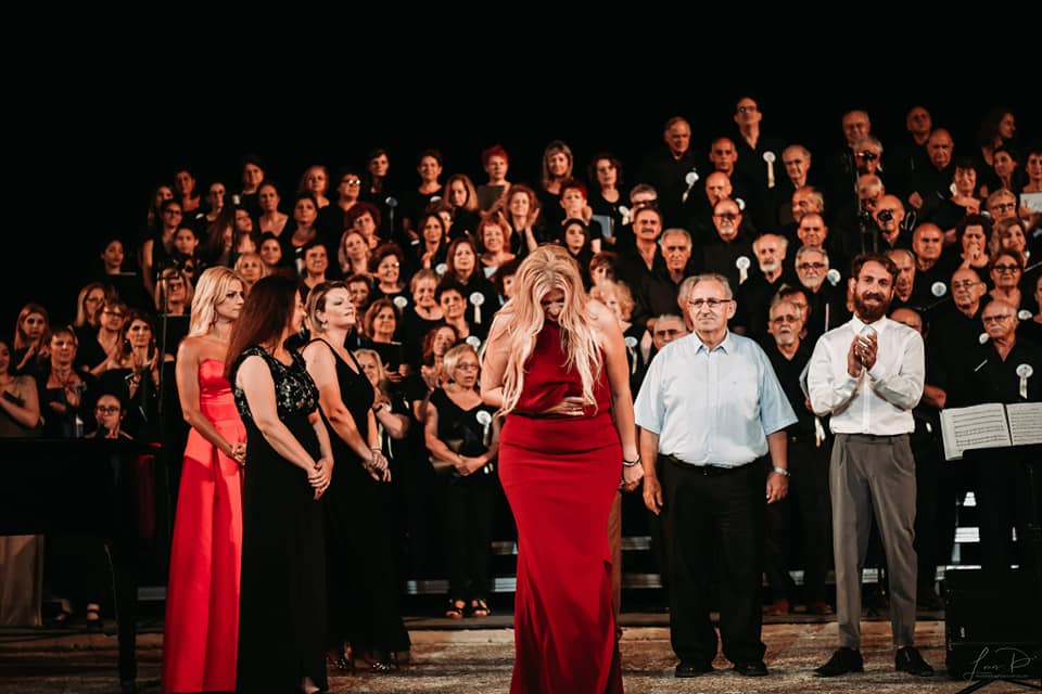 Η μεγάλη περιοδεία της Παγκύπριας Χορωδίας Καλλιτεχνών ολοκληρώνεται στη Λάρνακα