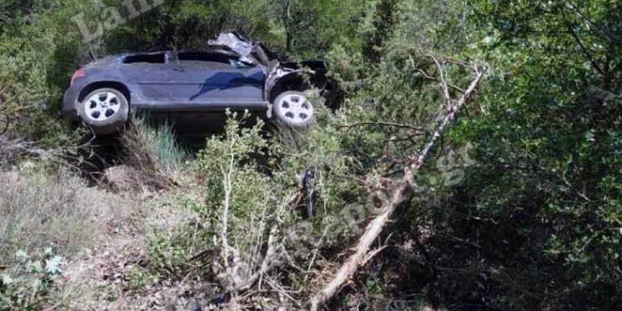 Απίστευτο: 90χρονος έπεσε με το αμάξι σε γκρεμό, εκτοξεύτηκε και σώθηκε!