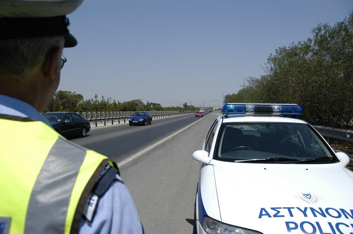 Δράσεις της Αστυνομίας για παροχή τροχαίων διευκολύνσεων και πρστασίας του κοινού κατά την περίοδο του Δεκαπενταύγουστου