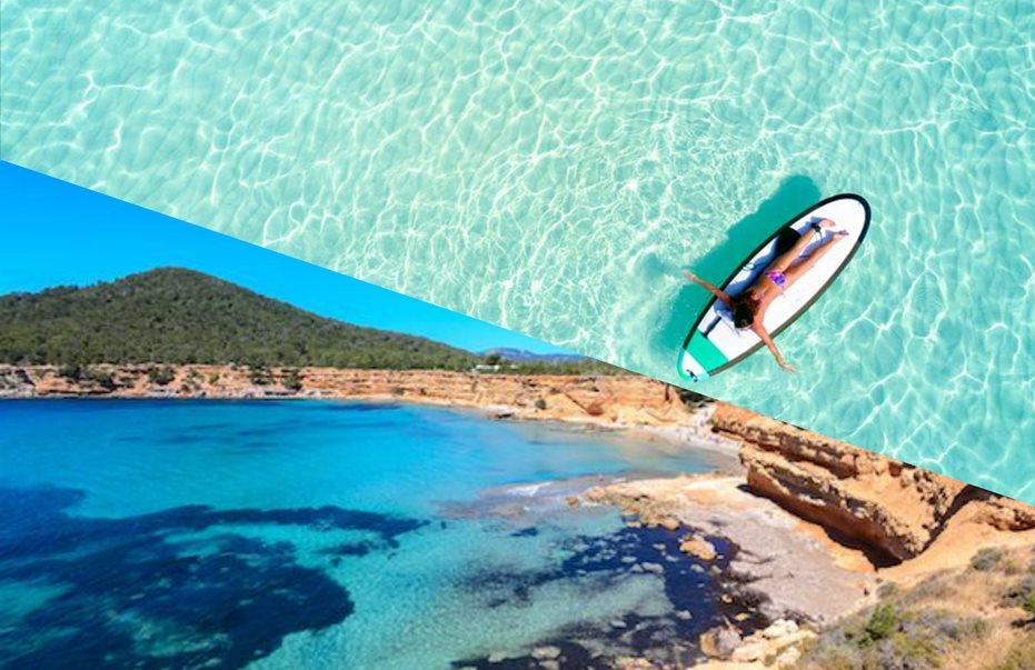 Οι δέκα πιο όμορφες παραλίες της Ευρώπης σύμφωνα με τη Ryanair