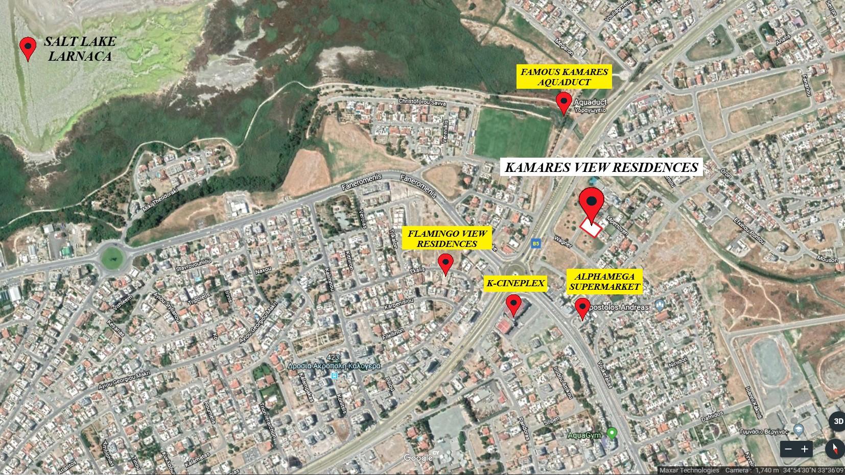 Νέο Project από την Africanos Property Developers – KAMARES VIEW RESIDENCES