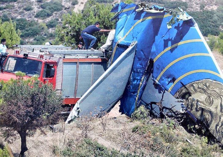 14 χρόνια μετά την τραγωδία της Helios Airways (εικόνες)