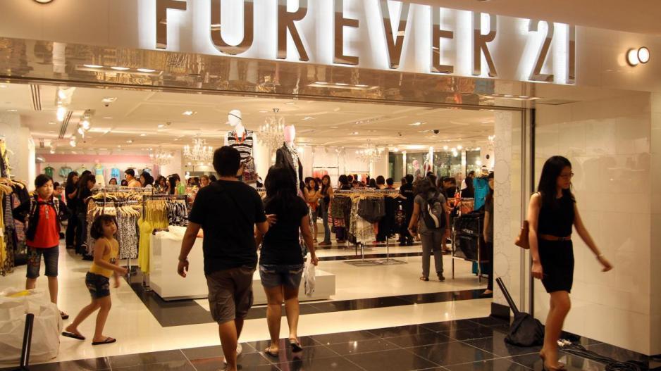 Κήρυξε πτώχευση η εταιρεία Forever 21 – Τι έγινε στην Κύπρο