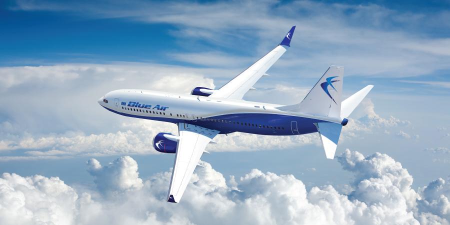 Η Blue Air ανακοινώνει το καλοκαιρινό της πρόγραμμα για το 2020