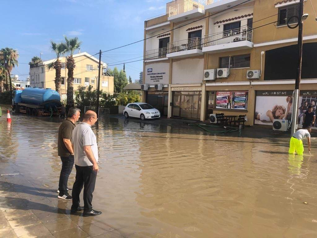 Βύρας για πλημμύρες : Δυστυχώς δεν αλλάζουν όλα από τη μία μέρα στην άλλη