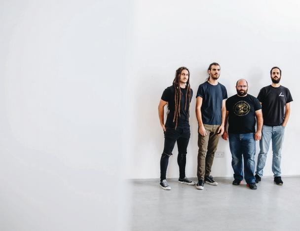 Οι The Ladderman είναι ένα συγκρότημα, που σχηματίστηκε στη Λάρνακα το 2011, έβγαλαν δεύτερο άλμπουμ