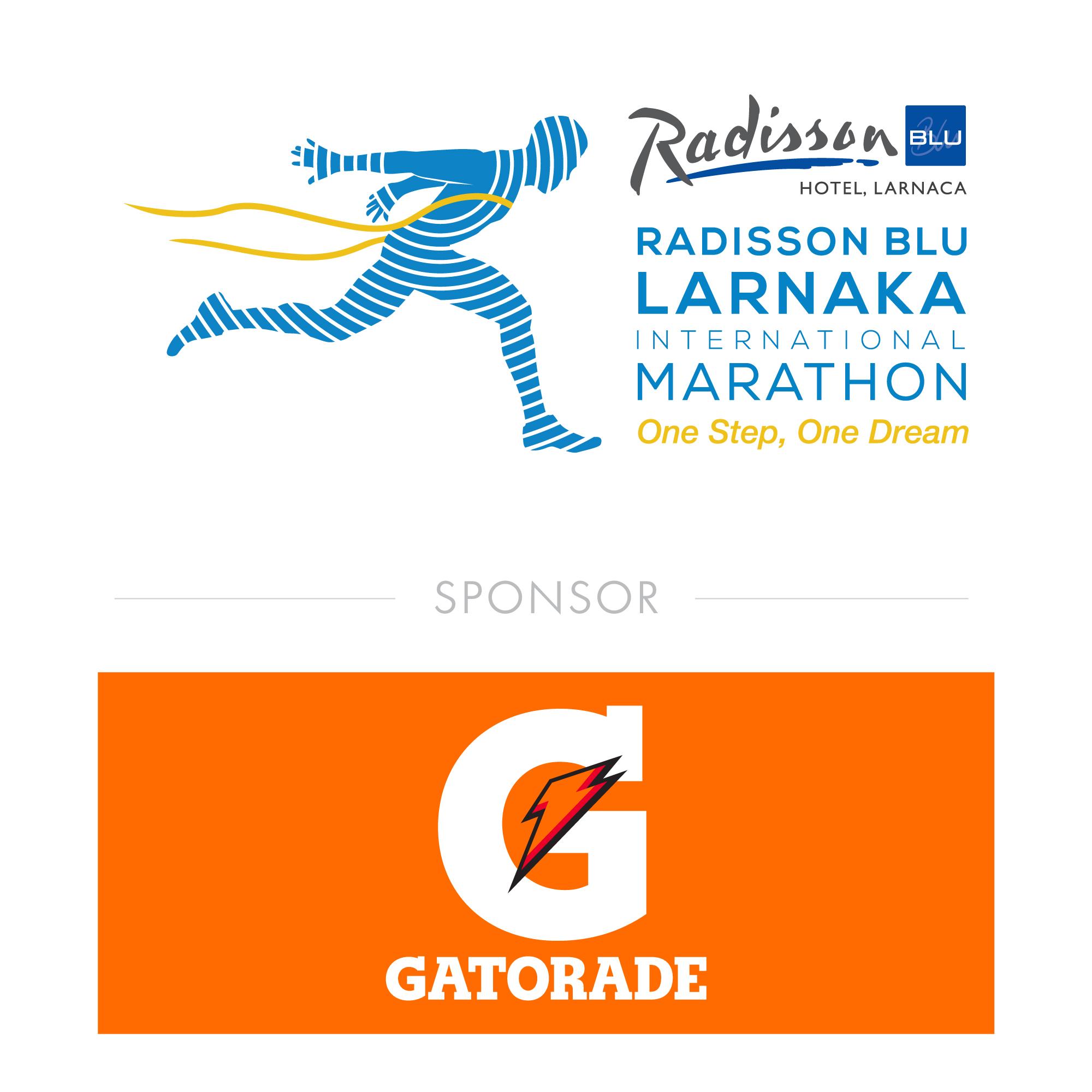 Τρίτη, 15 Οκτωβρίου 2019 Το Gatorade δίνει διάθεση για δράση στους δρομείς του Radisson Blu Larnaka International Marathon