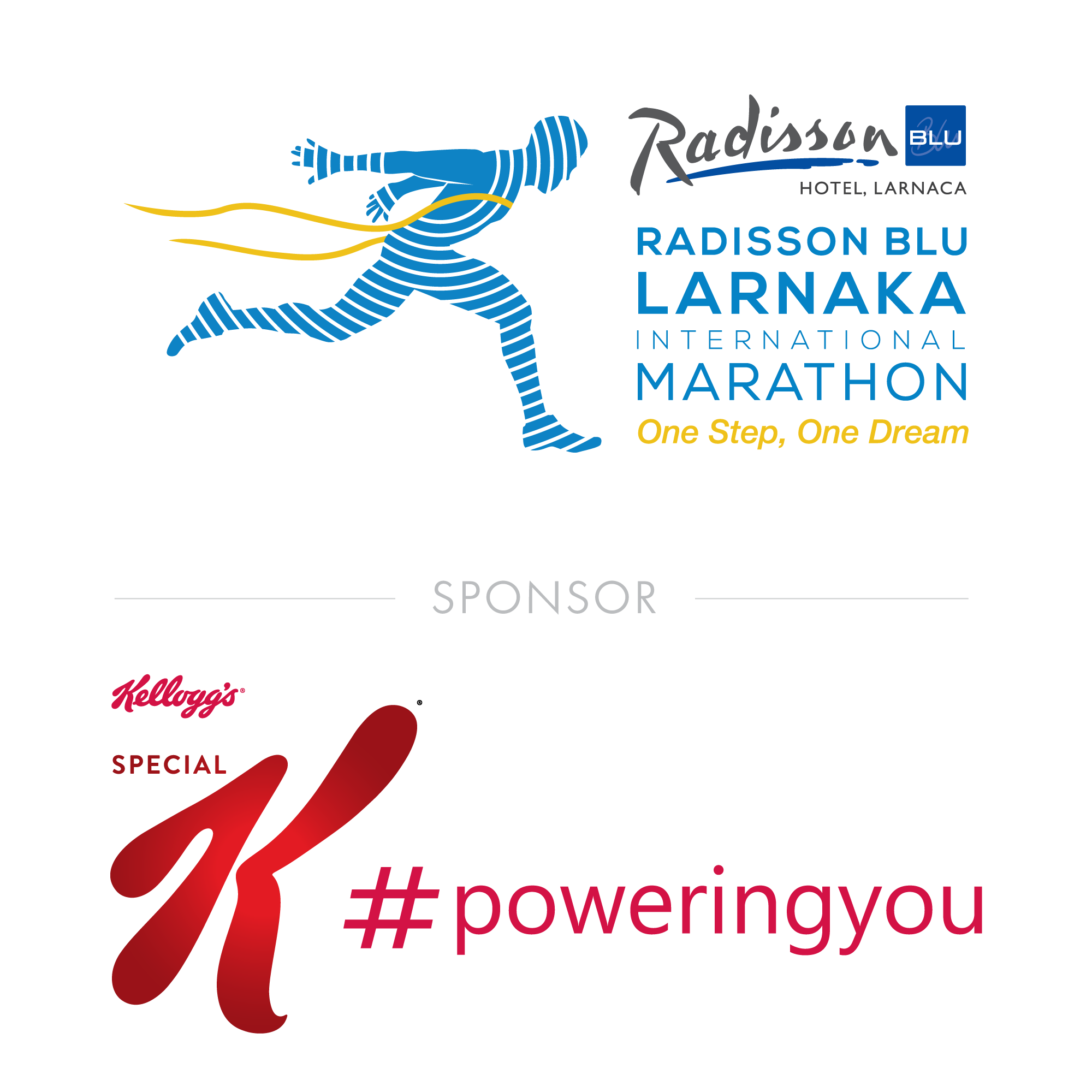Tα Special K στηρίζουν τον Radisson Blu Larnaka International Marathon