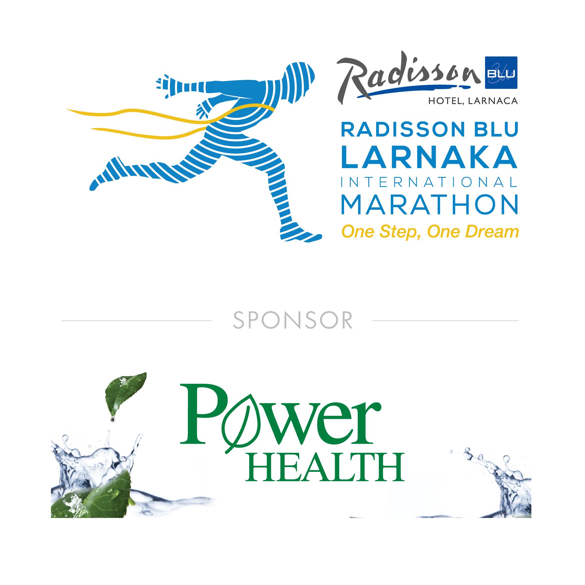 Η Power Health φέρνει τη δύναμη της φύσης στον Radisson Blu Larnaka International Marathon