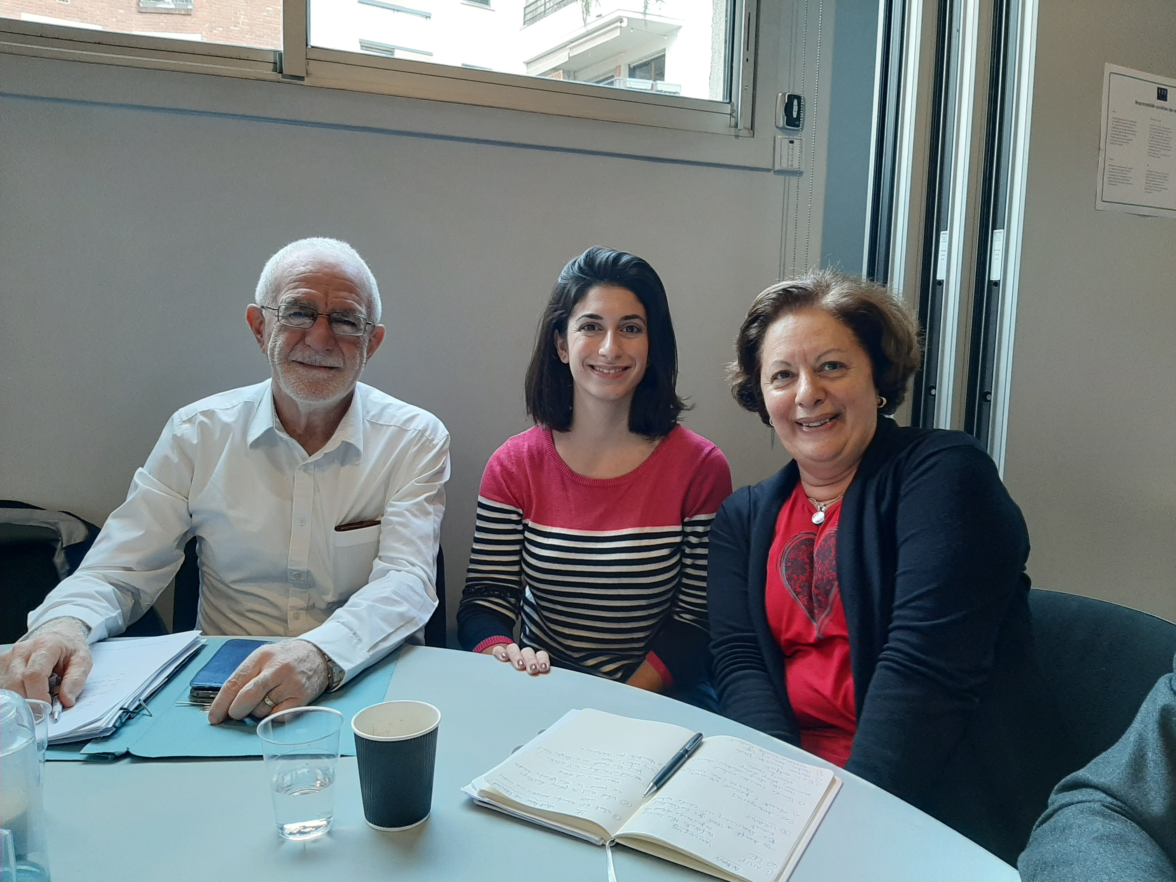 Επέστρεψε ο Δήμαρχος Αθηένου από το Παρίσι όπου πήρε μέρος στη συνάντηση 23 Δικτύων Μεταφοράς των Καλών Πρακτικών του Ευρωπαϊκού Προγράμματος URBACT