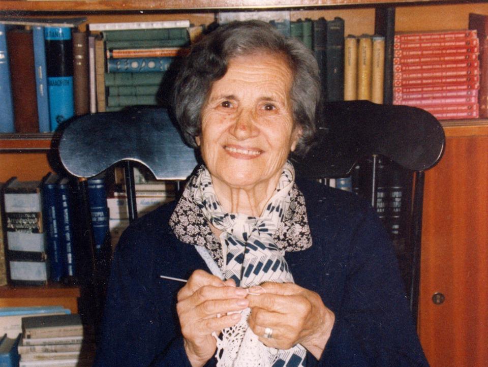 Η συμπολίτισσα μας Μαρούλλα Λάμπρου γιορτάζει τα 101 της γενέθλια