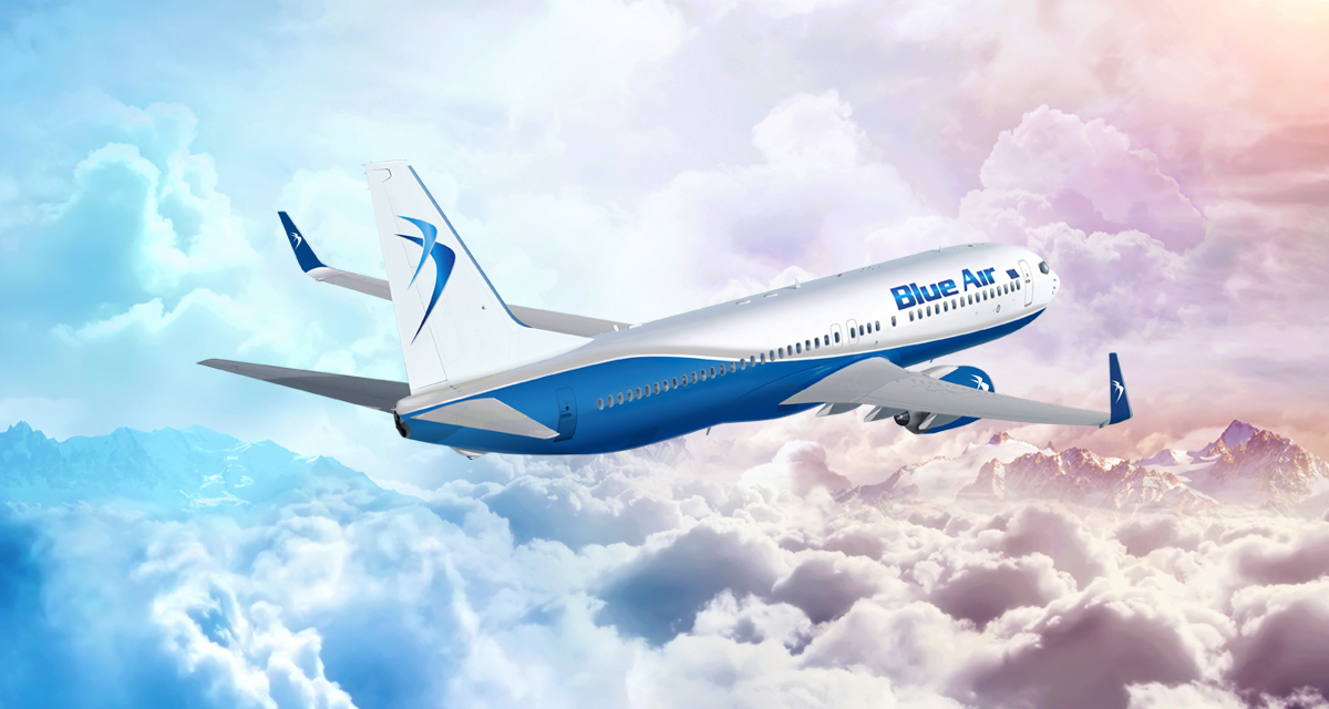Η Blue Air μόλις ανακοίνωσε κάτι πολύ καλό!