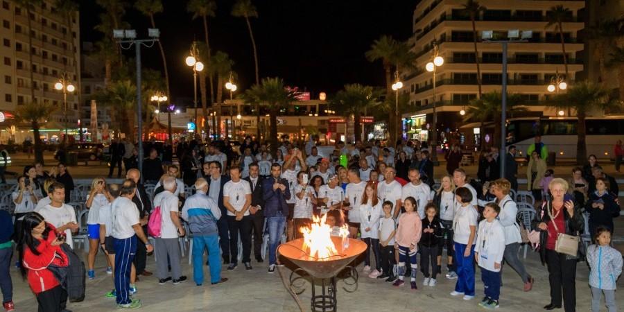 Τελετή Έναρξης του 3ου Radisson Blu Διεθνούς Μαραθωνίου Λάρνακας