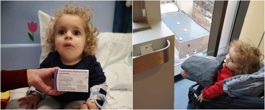 Εξαιρετικά τα νέα από Βοστώνη… Έλαβε τη θεραπεία ο μικρός Παναγιώτης