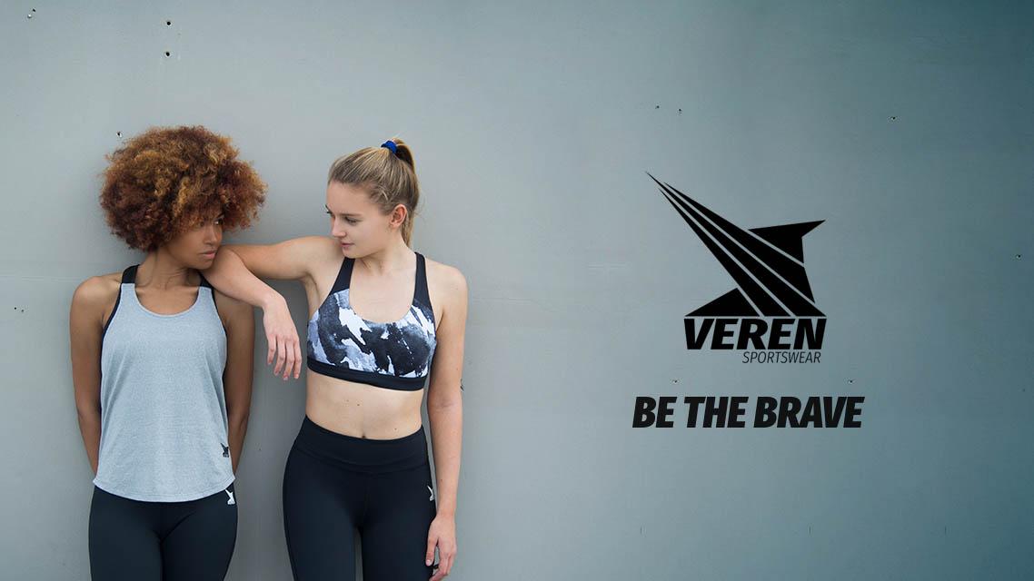 VEREN, Το Κυπριακό Brand αθλητικής ένδυσης για γυναίκες!