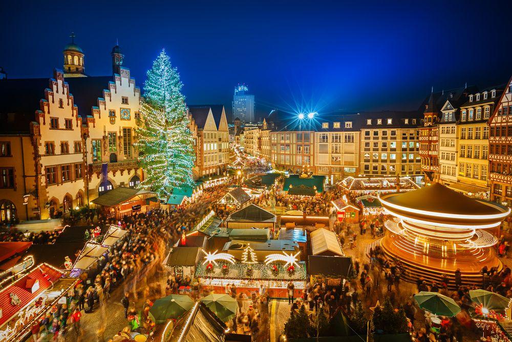 Τα καλύτερα Christmas Markets που μπορείς να επισκεφτείς στην Ευρώπη!
