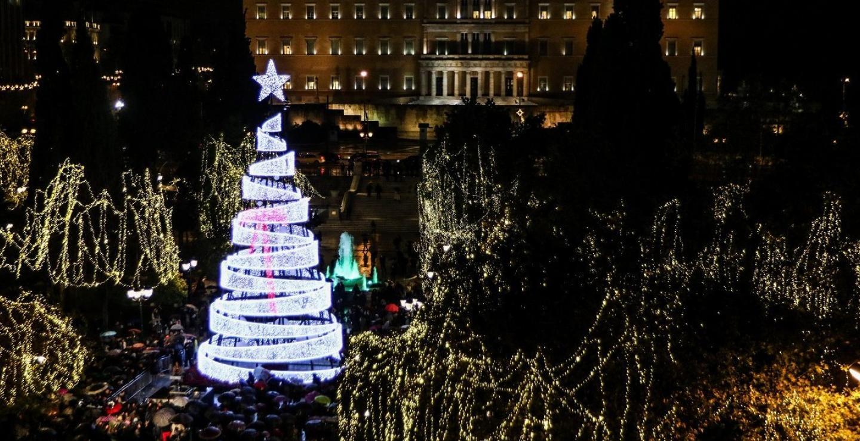 Η Blue Air σε πάει Αθήνα τα Χριστούγεννα, με μόνο €84.99