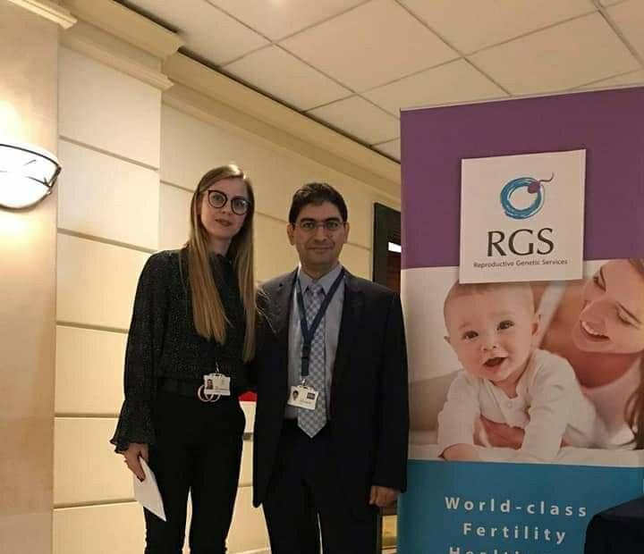 Σεμινάριο Γονιμότητας από την Δρ. Άννα Αγαθαγγέλου Μιχαήλ και τον Δρ. Σώζο Φασουλιώτη