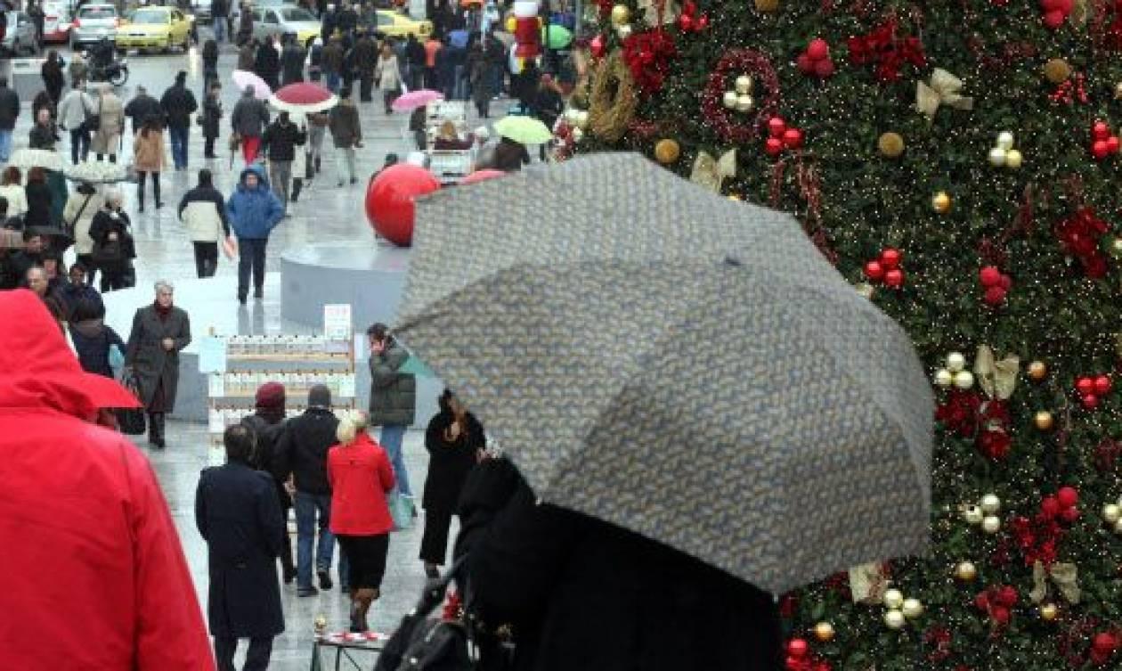 Καιρός: Μεμονωμένες βροχές και κρύο τις επόμενες ημέρες