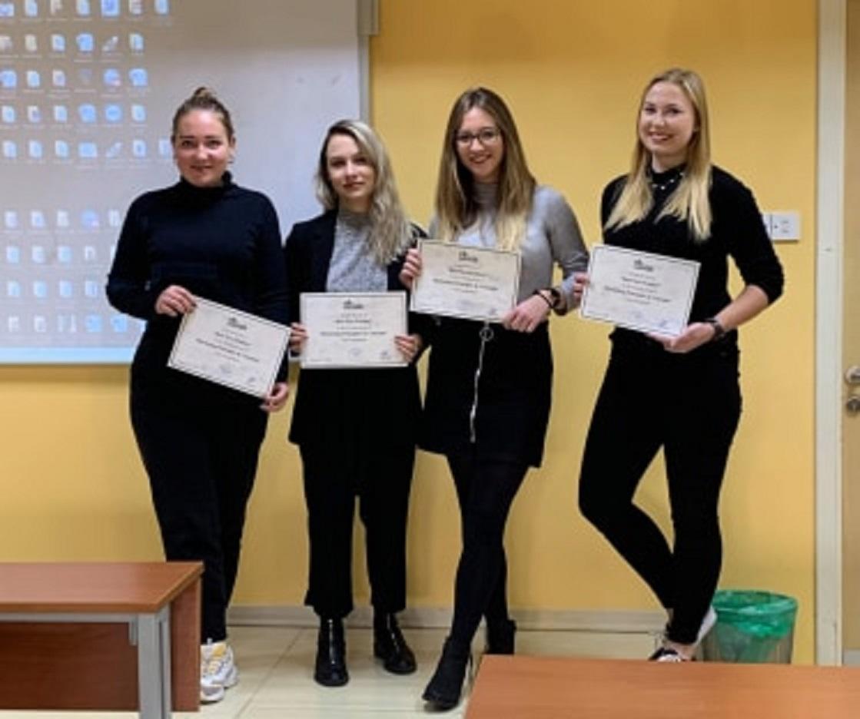 Φοιτητικός Διαγωνισμός Μάρκετινγκ για το «Καλύτερο Νέο Προϊόν 2020»  στο Ρ.Α. College