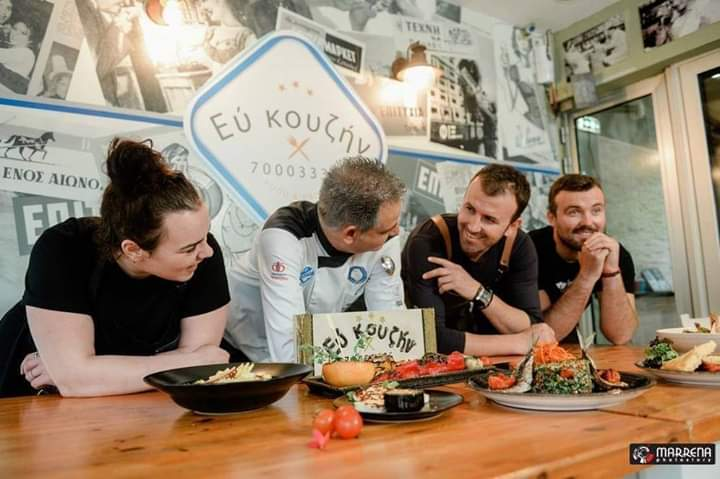 Αυθεντική ελληνική και κυπριακή κουζίνα αλά γκουρμέ στη καρδιά της πόλη μας