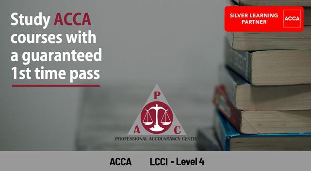 Παρουσίαση μαθημάτων ACCA σε Λάρνακα και Λευκωσία