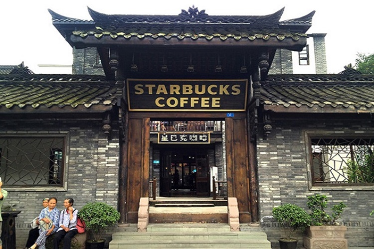 Starbucks-China