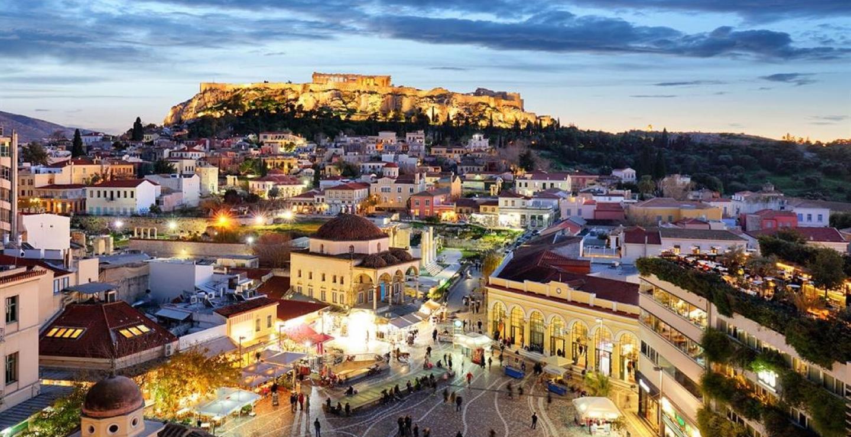 Πετάμε απευθείας για Αθήνα με 3 αεροπορικές εταιρείες