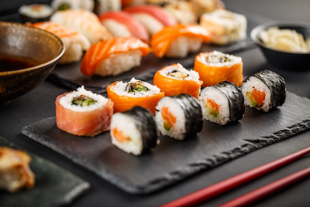 Θες sushi; Τρέξε να προλάβεις την προσφορά στο Oishi Oishi!