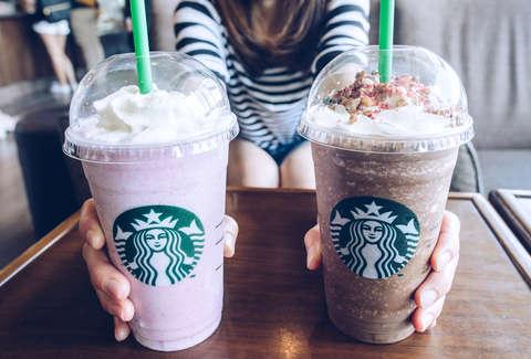 Πάμε για δωρεάν καφέ στα Starbucks (κάθε Δευτέρα)