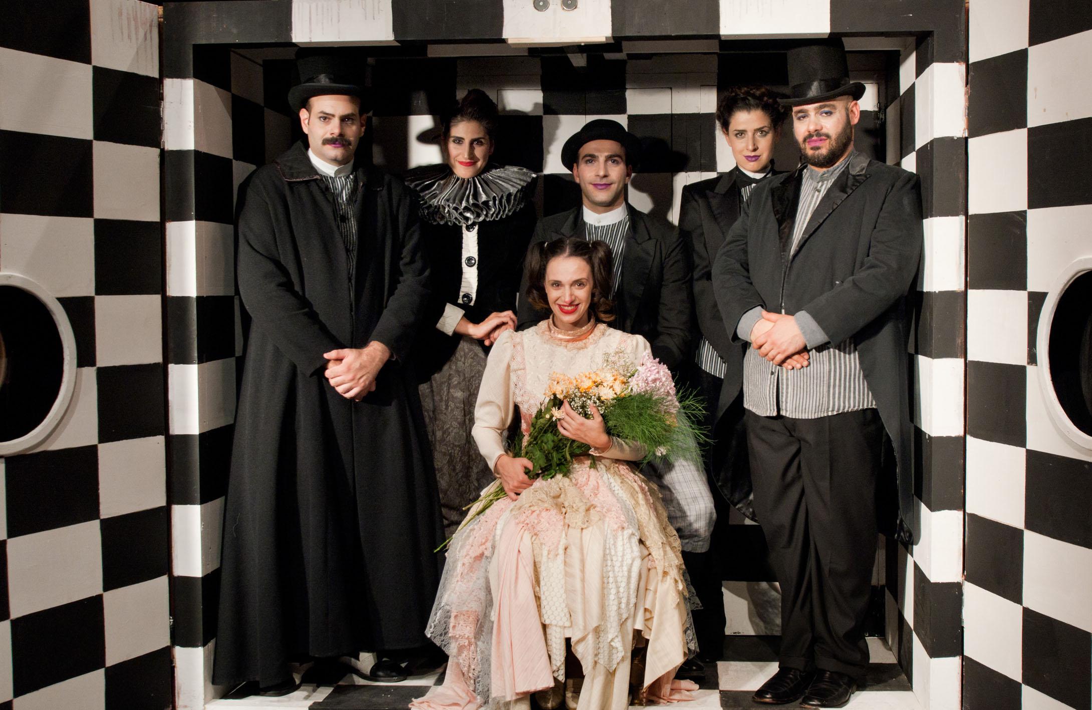 """""""Το κορίτσι που επιμένει"""", στο Δημοτικό Θέατρο Λάρνακας"""