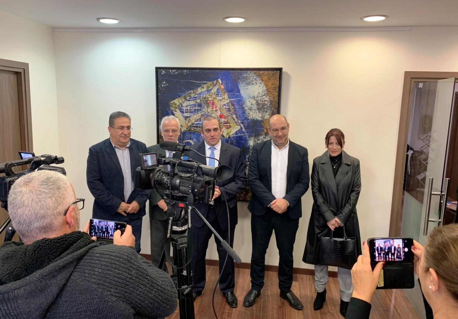Οριστική συμφωνία κράτους – Kition Ocean για λιμάνι και μαρίνα Λάρνακας